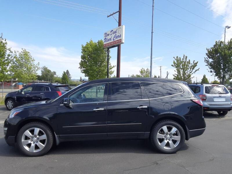 2014 Chevrolet Traverse for sale at New Deal Used Cars in Spokane Valley WA