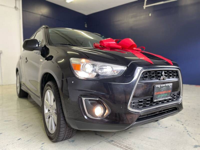 2013 Mitsubishi Outlander Sport for sale at The Car House of Garfield in Garfield NJ