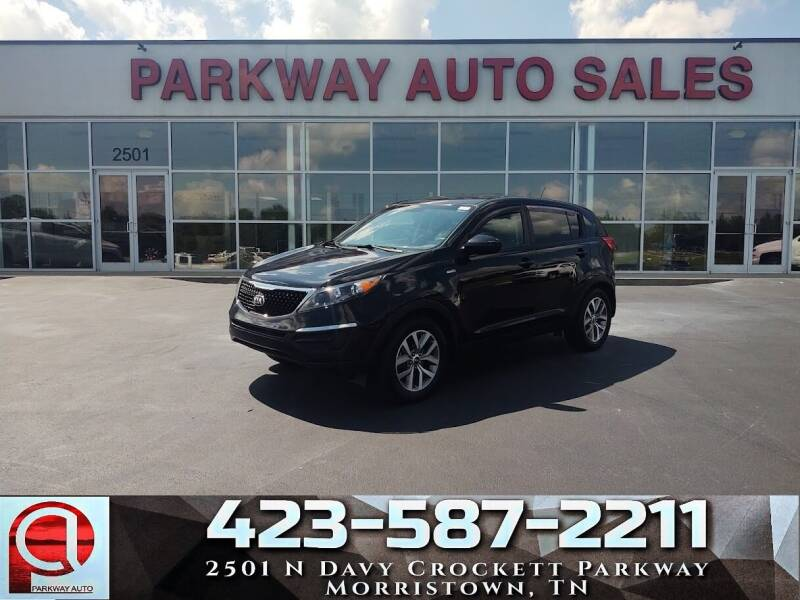 2016 Kia Sportage for sale at Parkway Auto Sales, Inc. in Morristown TN