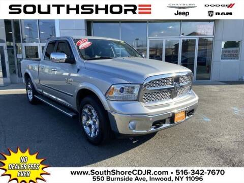 2016 RAM Ram Pickup 1500 for sale at South Shore Chrysler Dodge Jeep Ram in Inwood NY