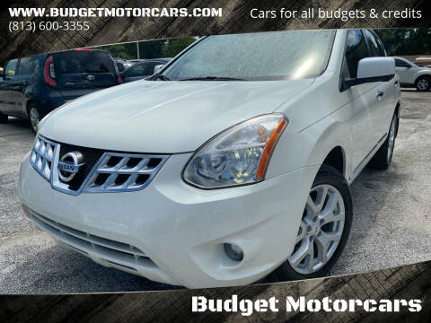 2013 Nissan Rogue for sale at Budget Motorcars in Tampa FL