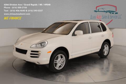 2010 Porsche Cayenne for sale at Elvis Auto Sales LLC in Grand Rapids MI