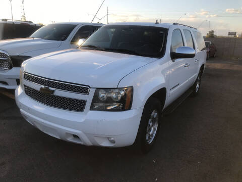 2008 Chevrolet Suburban for sale at Town and Country Motors in Mesa AZ