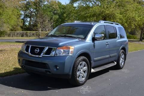2012 Nissan Armada for sale at GulfCoast Motorsports in Osprey FL
