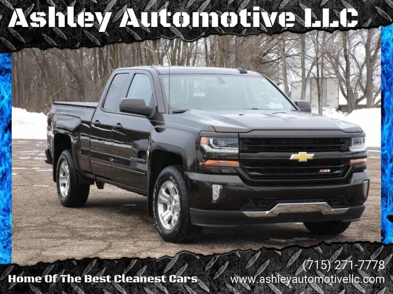 2018 Chevrolet Silverado 1500 for sale at Ashley Automotive LLC in Altoona WI