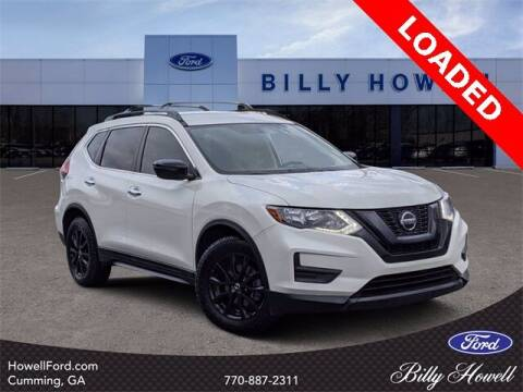 2018 Nissan Rogue for sale at BILLY HOWELL FORD LINCOLN in Cumming GA