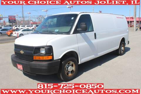 2011 Chevrolet Express Cargo for sale at Your Choice Autos - Joliet in Joliet IL