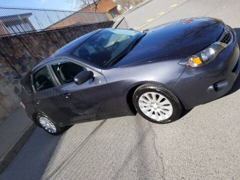 2009 Subaru Impreza for sale at GMG AUTO SALES in Scranton PA