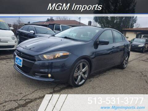 2013 Dodge Dart for sale at MGM Imports in Cincannati OH
