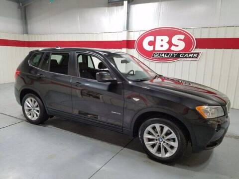 2014 BMW X3 for sale at CBS Quality Cars in Durham NC
