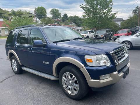 2008 Ford Explorer for sale at KP'S Cars in Staunton VA