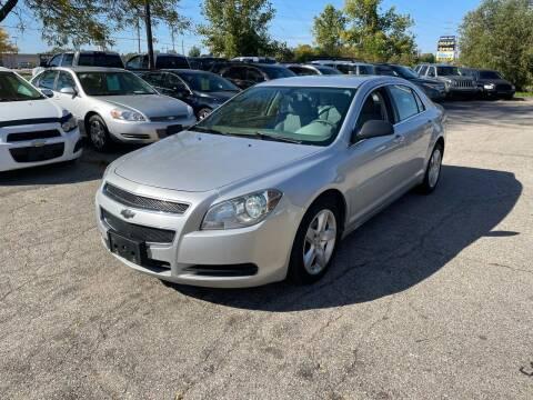 2011 Chevrolet Malibu for sale at Dean's Auto Sales in Flint MI