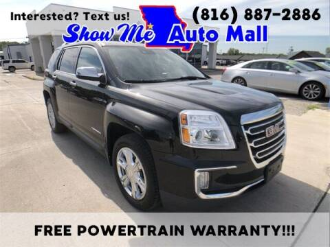 2017 GMC Terrain for sale at Show Me Auto Mall in Harrisonville MO