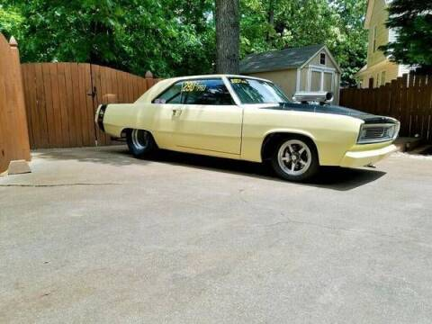 1973 Plymouth Scamp for sale at Classic Car Deals in Cadillac MI