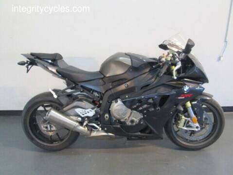 2010 BMW S 1000RR for sale at INTEGRITY CYCLES LLC in Columbus OH