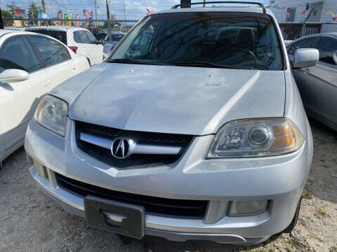 2005 Acura MDX for sale at Mego Motors in Orlando FL