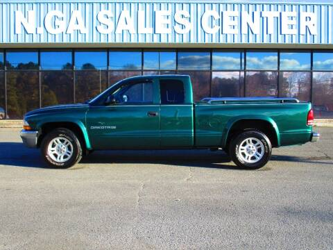 2003 Dodge Dakota for sale at NORTH GEORGIA Sales Center in La Fayette GA