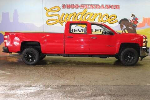 2015 Chevrolet Silverado 2500HD for sale at Sundance Chevrolet in Grand Ledge MI