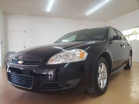 2010 Chevrolet Impala for sale at Best Royal Car Sales in Dallas TX