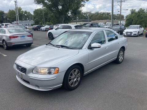 2007 Volvo S60 for sale at ENFIELD STREET AUTO SALES in Enfield CT