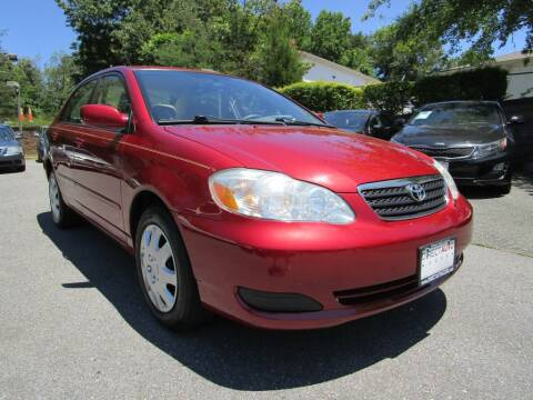 2005 Toyota Corolla for sale at Direct Auto Access in Germantown MD