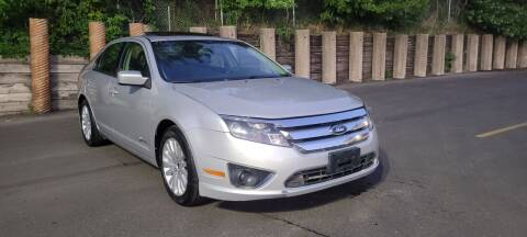 2010 Ford Fusion Hybrid for sale at U.S. Auto Group in Chicago IL