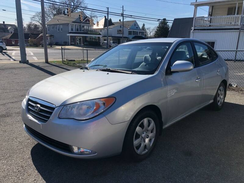 2008 Hyundai Elantra for sale at JB Auto Sales in Schenectady NY