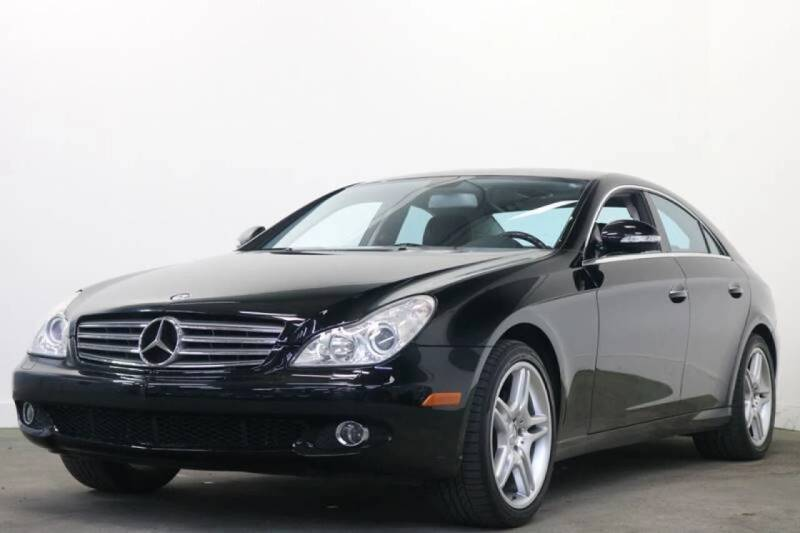 2008 Mercedes-Benz CLS for sale at Clawson Auto Sales in Clawson MI