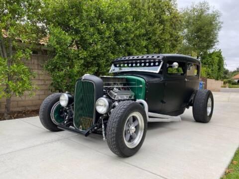 1930 Ford Tudor for sale at Classic Car Deals in Cadillac MI