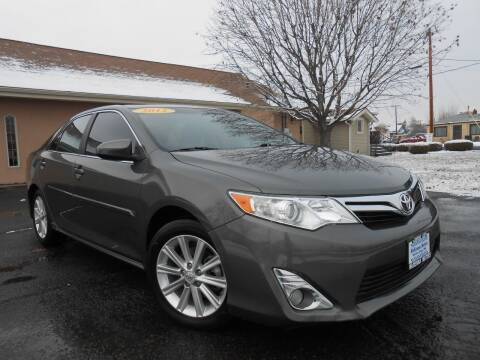 2012 Toyota Camry for sale at McKenna Motors in Union Gap WA