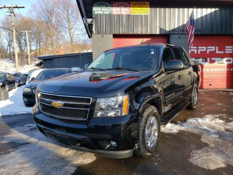 2008 Chevrolet Avalanche for sale at Apple Auto Sales Inc in Camillus NY
