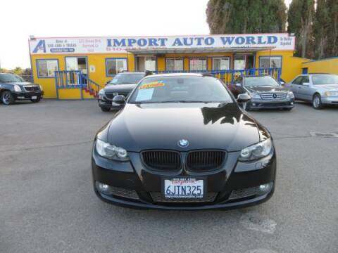 2007 BMW 3 Series for sale at Import Auto World in Hayward CA