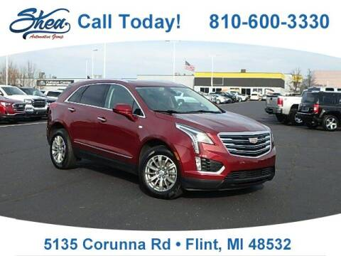 2017 Cadillac XT5 for sale at Jamie Sells Cars 810 in Flint MI