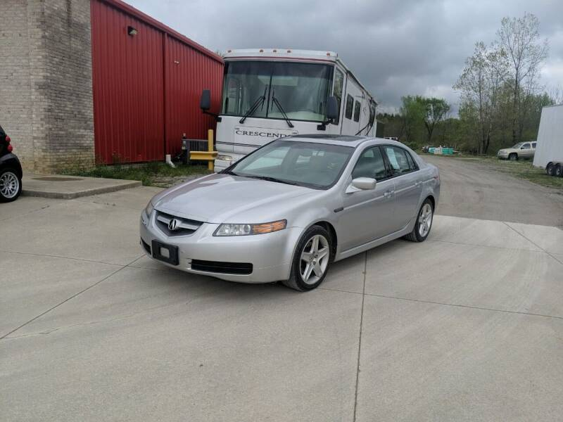 2006 Acura TL for sale at Nationwide Auto Works in Medina OH