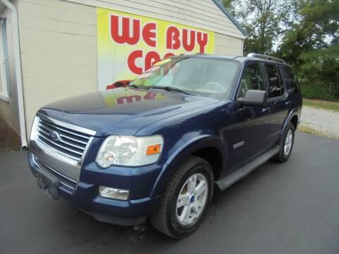 2008 Ford Explorer for sale at Right Price Auto Sales in Murfreesboro TN