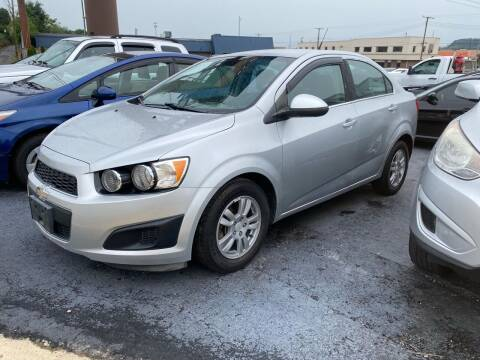 2012 Chevrolet Sonic for sale at All American Autos in Kingsport TN