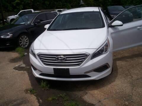 2017 Hyundai Sonata for sale at Louisiana Imports in Baton Rouge LA