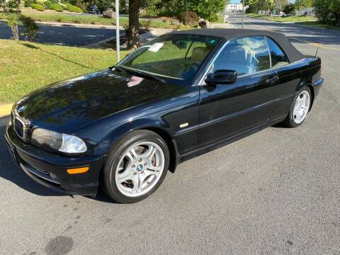 2002 BMW 3 Series for sale at Dreams Auto Group LLC in Sterling VA