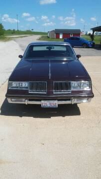 1986 Oldsmobile Cutlass Supreme for sale at Gary Miller's Classic Auto in El Paso IL