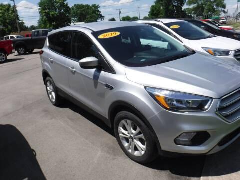 2019 Ford Escape for sale at Dave's Car Corner in Hartford City IN