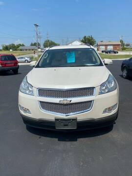 2011 Chevrolet Traverse for sale at MJ'S Sales in Foristell MO