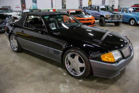 1991 Mercedes-Benz 500-Class for sale at TRADEWINDS MOTOR CENTER LLC in Cleveland OH