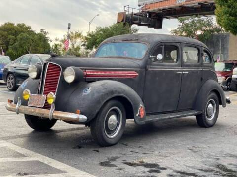 1937 Dodge Polara for sale at Classic Car Deals in Cadillac MI