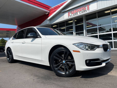 2015 BMW 3 Series for sale at Furrst Class Cars LLC in Charlotte NC