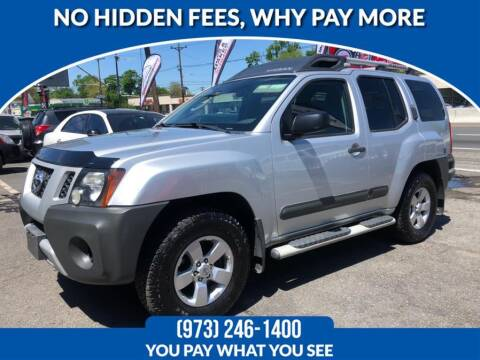 2011 Nissan Xterra for sale at Route 46 Auto Sales Inc in Lodi NJ