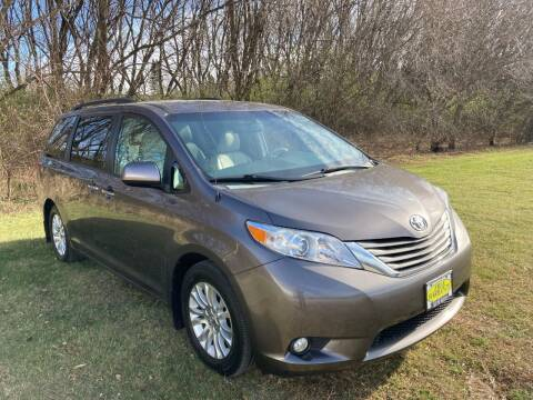 2012 Toyota Sienna for sale at M & M Motors in West Allis WI