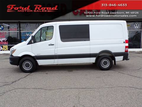 2015 Mercedes-Benz Sprinter Crew for sale at Ford Road Motor Sales in Dearborn MI