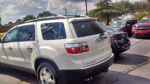 2007 GMC Acadia for sale at Granite Motor Co 2 in Hickory NC
