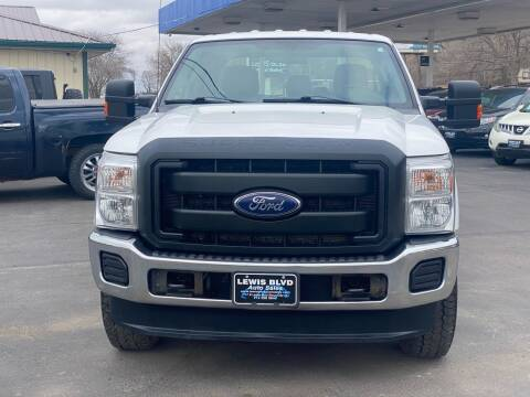 2015 Ford F-350 Super Duty for sale at Lewis Blvd Auto Sales in Sioux City IA