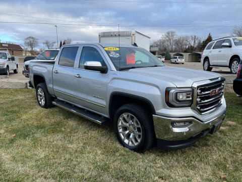 2018 GMC Sierra 1500 for sale at Foust Fleet Leasing in Topeka KS